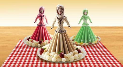 Barbie Dyna Pudding